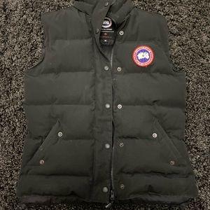Canada goose ladies vest